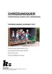 Projekt-Doku chrüzundquer - Kuverum