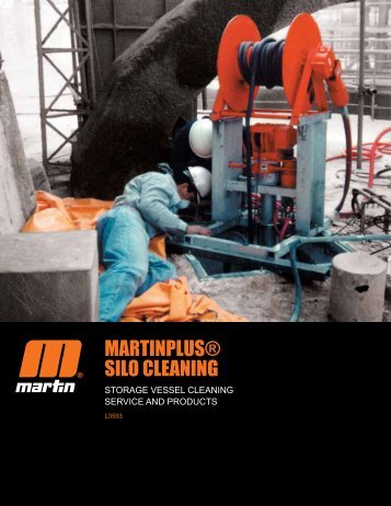 Martin Engineering | MartinPLUS® Silo Cleaning ... - HAUL MASS