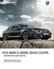 NYA BMW -SERIE GRAN COUPÉ.