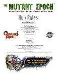 The-Mutant-Epoch-RPG-Hub-Rules-DEMO - Page 2