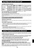 AY/AH/AE/AU-A/AP-18/24CE Operation-Manual TR - Ä°klim Plus Klima - Page 5
