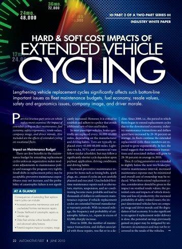 EXTENDED VEHICLE - Automotive Fleet