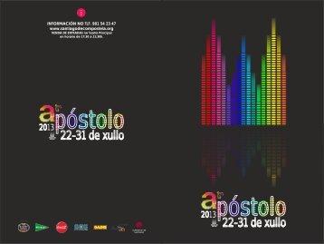 PROGRAMA 18 x 12 - Concello de Santiago de Compostela