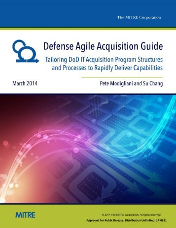 MITRE-Defense-Agile-Acquisition-Guide