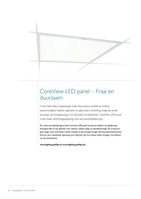 Nieuwste LED Innovaties - Philips Lighting
