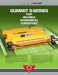 summit s-series - QubicaAMF