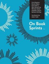 OnBookSprints-pdf
