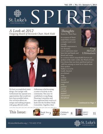 Download Issue - St. Luke's United Methodist Church