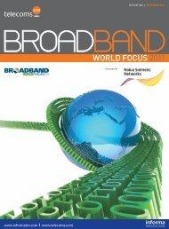 EDITION TWO   SEPTEMBER 2011 - Telecoms.com