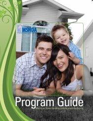 Program Guide - State of Michigan