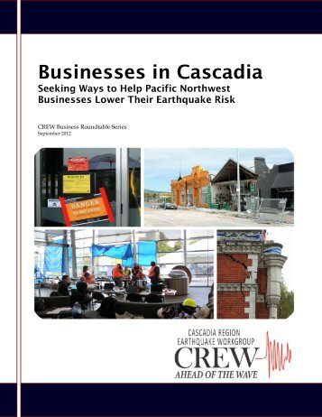 Businesses in Cascadia - CREW