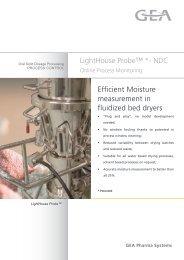 LightHouse Probe™ *- NDC Efficient Moisture measurement in ...