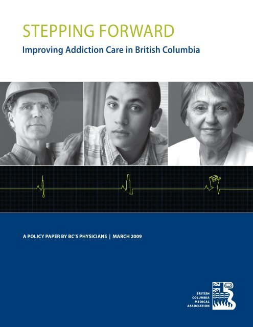 Stepping Forward - British Columbia Medical Association