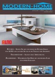 Aktuelle Ausgabe - bei modern-home