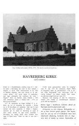 HAVREBJERG KIRKE - Danmarks Kirker - Nationalmuseet