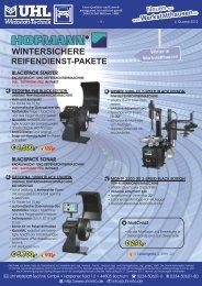 NEU - UHL Werkstatt-Technik