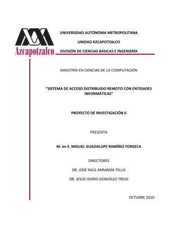 Tesis Propuesta final V00 - Maestría en Ciencias de la Computación