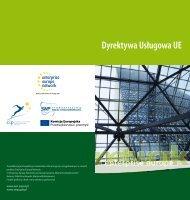 Dyrektywa Usługowa UE - Enterprise Europe Network - Sopot