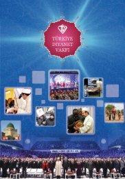 TDV - Türkiye Diyanet Vakfı