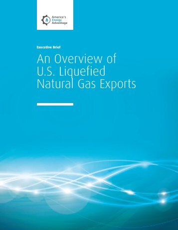 An Overview of U.S. Liquefied Natural Gas Exports - BIPAC