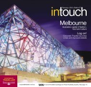 Corporate Traveller Intouch February 2013
