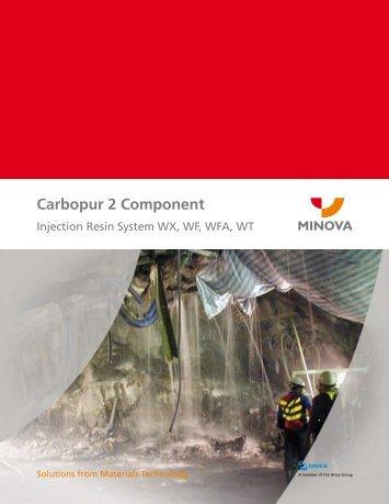 Carbopur 2 Component - Minova