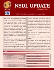 February 2012 - NSDL