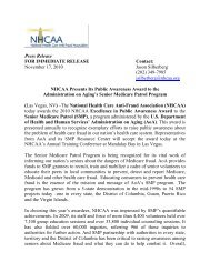 Press Release FOR IMMEDIATE RELEASE Contact: November 17 ...