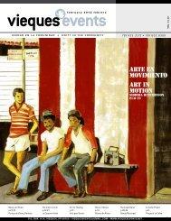 Arte en MoviMiento Art in Motion - Vieques Events