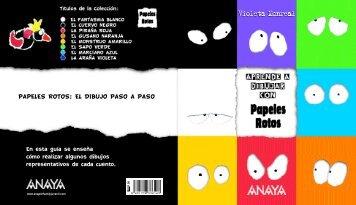papeles rotos - Anaya Infantil y Juvenil