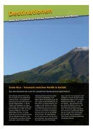 Amerika: Costa Rica, Panama, Florida, Karibik ... - Roger Tours