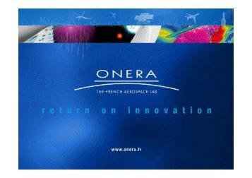 L'approche ONERA pour le cumul des dommages en fatigue ... - SF2M