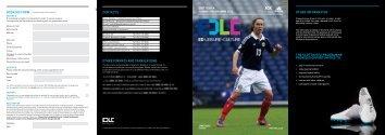 summer holiday programme - Scottish Football Association
