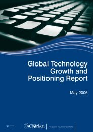 Global Technology Growth and Positioning Report