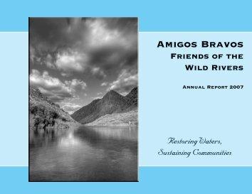 Annual Report - Amigos Bravos