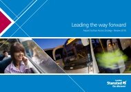 Leading the way forward - London Stansted Airport
