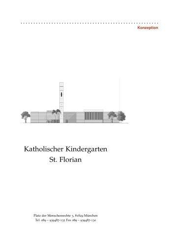 Konzept - Kindergarten Sankt Florian