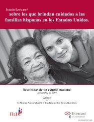 sobre los que brindan cuidados a las familias hispanas en los ...