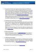 Jugendschutz im Internet Leitfaden für Anbieter von Websites - FSK - Page 7