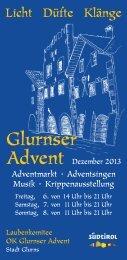GLURNSER ADVENT 2013 download