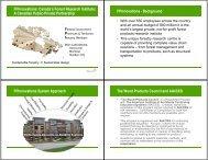 FPInnovations - Background - WoodWorks