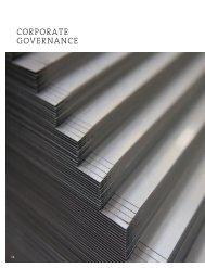 CORPORATE GOVERNANCE - Cgglobal.com