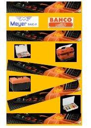 Destornilladores Premium * Cajas Plásticas - Meyer SACIF