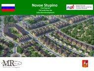 Novoe Stupino - Canada Eurasia Russia Business Association