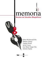 Robert Richmond Ellis Dámaso Alonso Virginia Woolf Javier Cercas ...