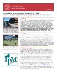 Community - New York State Integrated Pest Management Program ...