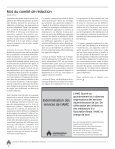 Printemps/Été 2012 - ADR Institute of Canada - Page 6