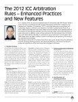 Printemps/Été 2012 - ADR Institute of Canada - Page 7