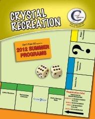 Spring/Summer - City of Crystal
