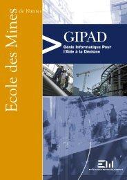 gipad - Ecole des mines de Nantes